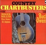 Country Chartbusters - Roger Miller, Buck Owens, Wynn Stewart, Ott Stephens