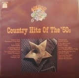 Country Hits Of The `50s - Various