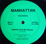 Dance (And Be Happy) - D. Roberts