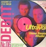 Debüt LP / Zeitschrift Ausgabe 6 - Ultravox, Gianna Nannini, Whodini a.o.