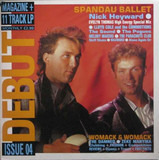 Debut LP Magazine - Issue 04 - Spandau Ballet, The Pogues a.o.