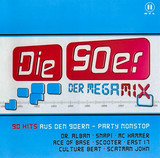 Die 90er Der Megamix - Ace Of Base, Scooter, Culture Beat, a.o.