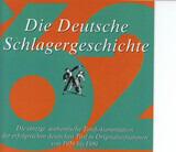 Die Deutsche Schlagergeschichte - 1962 - Rex Gildo / Peter Kraus a.o.