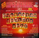 Die Super-Hitparade - Schlager, Die Man Nie Vergißt - Mireille Matthieu, Peter Alexander, Udo Jürgens a.o.