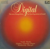 Digital - Das Neue Klangerlebnis (The New Experience In Sound) - Händel, Vivaldi, Schubert