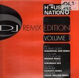 DJ Remix Edition Vol. 1 - Red 5, Justine Earp and others