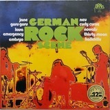 German Rock Scene - Neu, Curly Curve, Guru Guru etc.