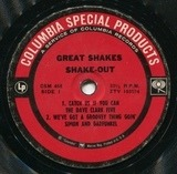Great Shakes Shake-Out - Various