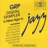 GRP Digital Sampler Jazz Volume 2 - Dave Grusin / Lee Rienour / a.o.