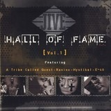 Hall Of Fame EP Vol. 1 - A Tribe Called Quest, Mystikal, Kasino a.o.