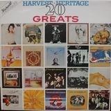 Harvest Heritage 20 Greats - Syd Barrett, Kevin Ayres, Deep Purple, Shirley Collins...
