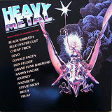 Heavy Metal - OST - Cheap Trick, Black Sabbath, Grand Funk Railroad