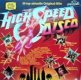 High Speed Disco - M, Blondie, Village People