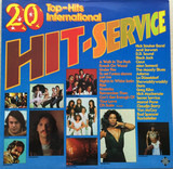 Hit-Service 20 Top Hits International - The Moody Blues, Bud Spencer a.o.