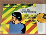Hits To Remember - Johnny Otis a.o.