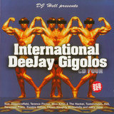 International DeeJay Gigolos CD Four - DJ Hell