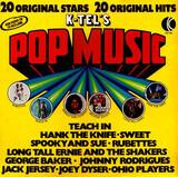 K-Tel's Pop Music - Rubettes, Teach In a.o.