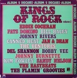 Kings Of Rock Volume 2 - Eddie Cochran, Bill Haley, a.o.