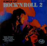 Kings Of Rock'n Roll 2 - Gene Vincent, Johnny Otis, Wanda Jackson, Louis Prima