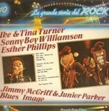 La Grande Storia Del Rock 10 - Ike, Tina Turner, Sonny Boy Williamson, Esther Phillips, McGriff