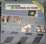 La Saison De Musique De Films - Philippe Sarde, Michel Legrand a.o.