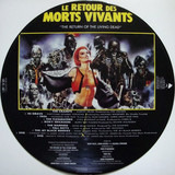 "Le Retour Des Morts Vivants ""The Return Of The Living Dead"" - The Cramps / 45 Grave / The Damned a. o."