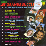 Les Grands Succés 1965 - Paul Mauriat, France Gall, a.o.