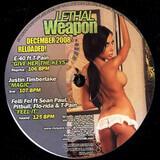 Lethal Weapon: December 2008 - Reloaded! - Hip Hop Sampler