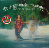 Let's Spend The Night Together And Other Great Hits   - The Sound Of The Island - Reggae Compilation
