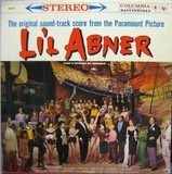 Li'l Abner The Original Sound-Track Score From The Paramount Picture - Various