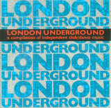 London Underground (A Compilation Of Independent Club/Dance Music) - Raw Stylus / D*Note / Elaine Vassell a.o.