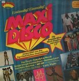 Maxi Disco - Real Thing, Ganymed, Village People, a.o.