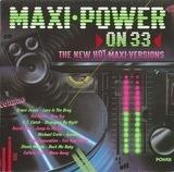 Maxi-Power on 33 - Various
