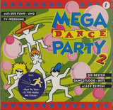 Mega Dance Party 2 - Felix / Snap / Dr. Alban a.o.