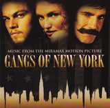 Music From The Miramax Motion Picture - Gangs Of New York - U2 / Linda Thompson / Mariano De Simone a.o.