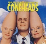 Music From The Motion Picture Soundtrack Coneheads - Soft Cell, Paul Simon, Morten Harket, R.E.M a.o.