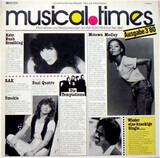 Musical Times • Ausgabe 3'80 - Kate Bush, Smokie, a.o.