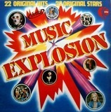 Music Explosion - Elton John, Bay City Rollers, Rubettes, a.o.