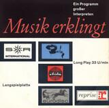 Musik Erklingt - Various