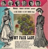 My fair lady - Evelyn Sharpe, a.o.