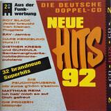 Neue Hits 92 - Die Deutsche Doppel-CD - Hape Kerkeling, Achim Reichel, Udo Lindenberg, a.o.