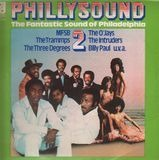 Philly Sound 2 - The Fantastic Sound Of Philadelphia - MFSB / The Trammps / The Three Degrees etc.