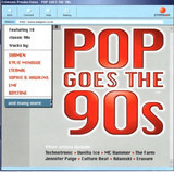 Pop Goes The 90s - Vanilla Ice, Kylie Minogue, Erasure a.o.