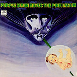 Purple Simon Moves The Pink Harum - Pink Floyd, Deep Purple, The Move