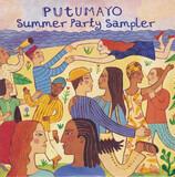 Putumayo Summer Party Sampler - Culture, Rita Ribeiro a.o.