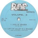 Rap Attack Volume. 3 - Krs-One, Eazy-E a.o.
