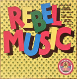 Rebel Music - Roots Raggae Sampler