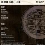 Remix Culture 8/92 - Various