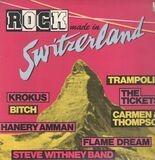 Rock Made in Switzerland - Krokus, Trampolin, Bitch, u.a.