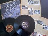 Savage Rhythm - Swingin' Dance Floor Sounds To Blow Your Top - Duke Ellington Orchestra a.o.